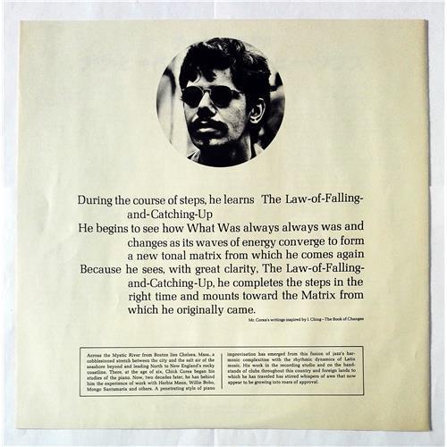Картинка  Виниловые пластинки  Chick Corea – Now He Sings, Now He Sobs / GXC 3165 в  Vinyl Play магазин LP и CD   08564 3