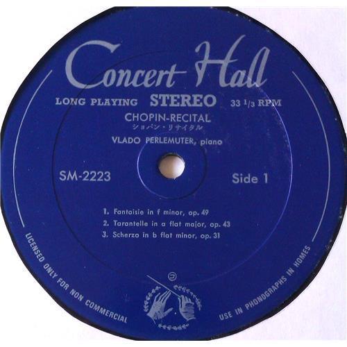 Картинка  Виниловые пластинки  Chopin, Vlado Perlemuter – Recital / SM-2223 в  Vinyl Play магазин LP и CD   05716 2