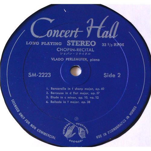 Картинка  Виниловые пластинки  Chopin, Vlado Perlemuter – Recital / SM-2223 в  Vinyl Play магазин LP и CD   05716 3