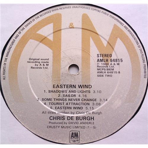 Картинка  Виниловые пластинки  Chris de Burgh – Eastern Wind / AMLH 64815 в  Vinyl Play магазин LP и CD   06297 5