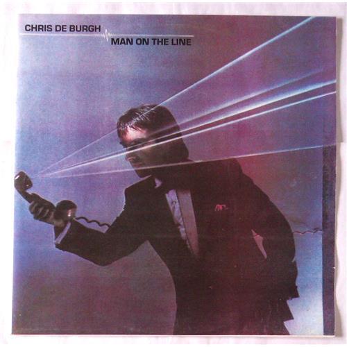 Виниловые пластинки  Chris de Burgh – Man On The Line / П94 RAT 30769 / M (С хранения) в Vinyl Play магазин LP и CD  06634