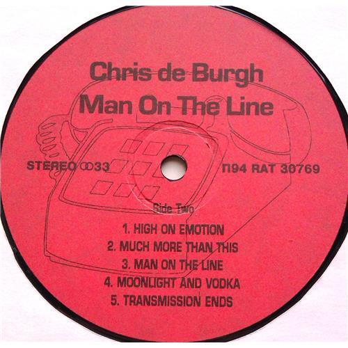 Картинка  Виниловые пластинки  Chris de Burgh – Man On The Line / П94 RAT 30769 / M (С хранения) в  Vinyl Play магазин LP и CD   06634 3