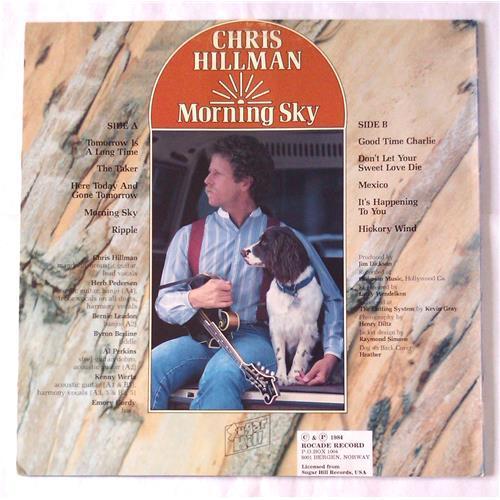 Картинка  Виниловые пластинки  Chris Hillman – Morning Sky / SH-3729 в  Vinyl Play магазин LP и CD   06564 1