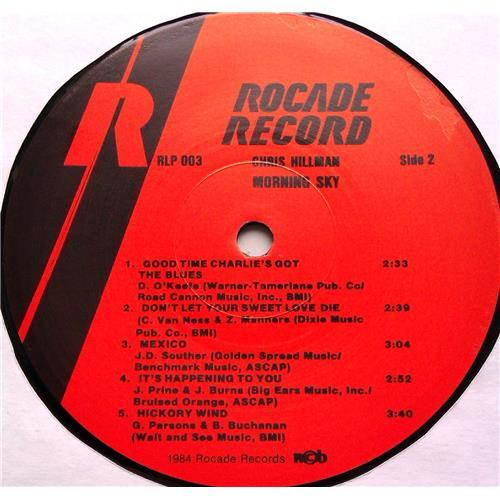 Картинка  Виниловые пластинки  Chris Hillman – Morning Sky / SH-3729 в  Vinyl Play магазин LP и CD   06564 3