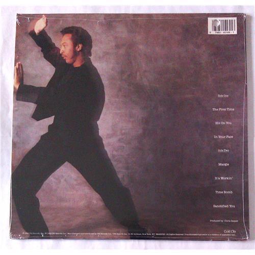 Картинка  Виниловые пластинки  Chris Jasper – Time Bomb / FZ 45169 / Sealed в  Vinyl Play магазин LP и CD   06093 1