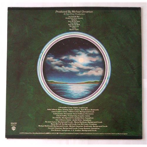Картинка  Виниловые пластинки  Christopher Cross – Christopher Cross / K 56789 в  Vinyl Play магазин LP и CD   05625 1