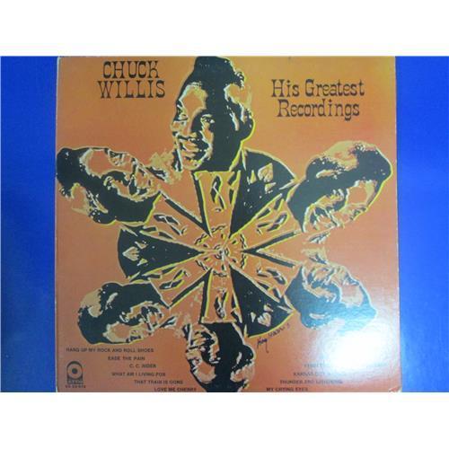 Виниловые пластинки  Chuck Willis – His Greatest Recordings / SD 33-373 в Vinyl Play магазин LP и CD  03518