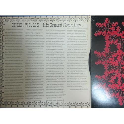 Картинка  Виниловые пластинки  Chuck Willis – His Greatest Recordings / SD 33-373 в  Vinyl Play магазин LP и CD   03518 2