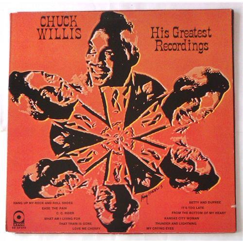 Виниловые пластинки  Chuck Willis – His Greatest Recordings / SD 33-373 в Vinyl Play магазин LP и CD  05505