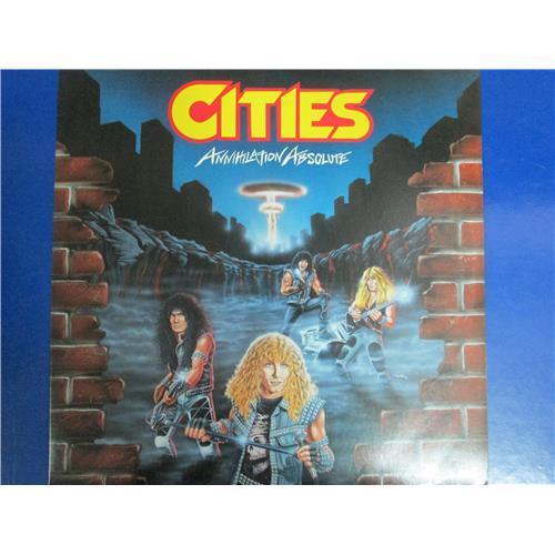Виниловые пластинки  Cities – Annihilation Absolute / ALI-28041 в Vinyl Play магазин LP и CD  01546