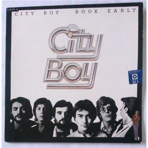 Виниловые пластинки  City Boy – Book Early / 6360 163 в Vinyl Play магазин LP и CD  04775