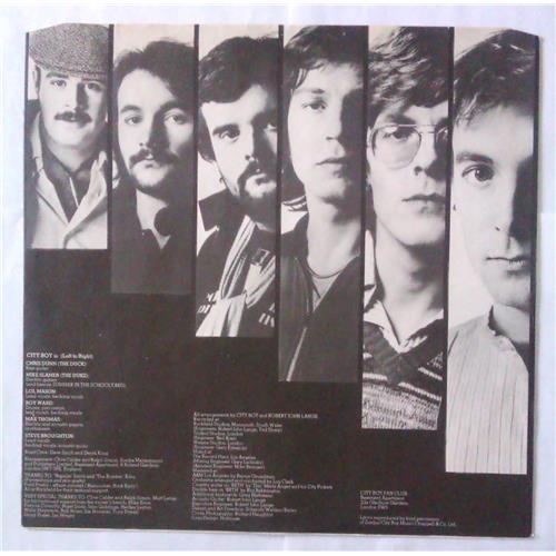 Картинка  Виниловые пластинки  City Boy – Book Early / 6360 163 в  Vinyl Play магазин LP и CD   04775 2