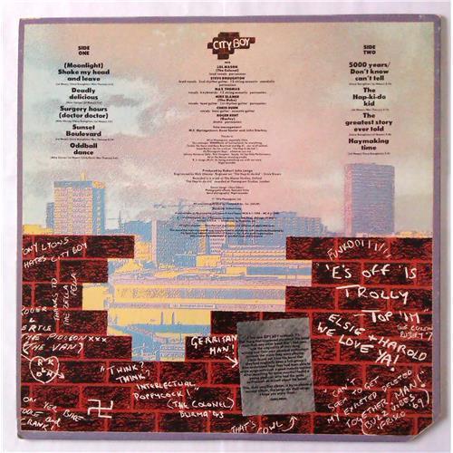 Картинка  Виниловые пластинки  City Boy – City Boy / SRM-1-1098 в  Vinyl Play магазин LP и CD   04749 1