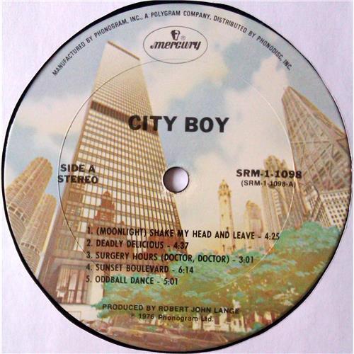 Картинка  Виниловые пластинки  City Boy – City Boy / SRM-1-1098 в  Vinyl Play магазин LP и CD   04749 6