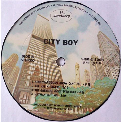 Картинка  Виниловые пластинки  City Boy – City Boy / SRM-1-1098 в  Vinyl Play магазин LP и CD   04749 7