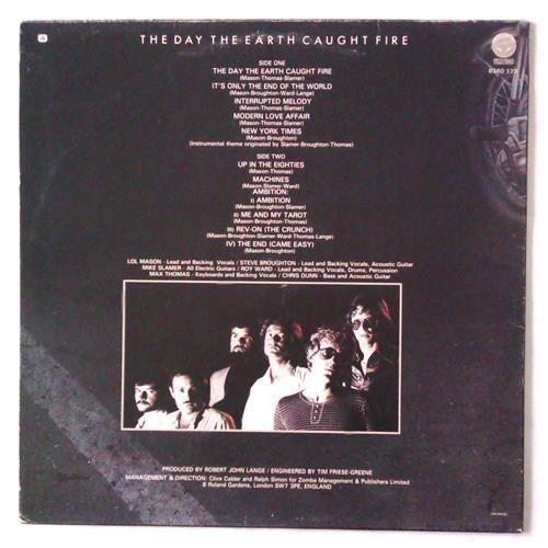 Картинка  Виниловые пластинки  City Boy – The Day The Earth Caught Fire / 6360 173 в  Vinyl Play магазин LP и CD   04748 1