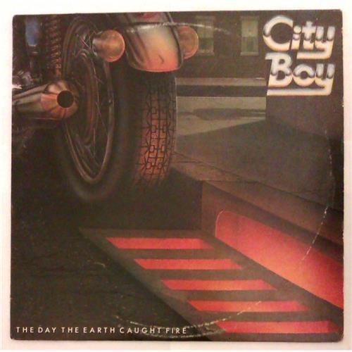 Виниловые пластинки  City Boy – The Day The Earth Caught Fire / SD 19249 в Vinyl Play магазин LP и CD  04774