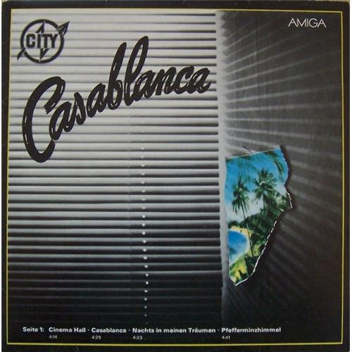 Виниловые пластинки  City – Casablanca / 8 56 244 в Vinyl Play магазин LP и CD  01823