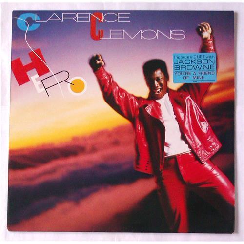 Виниловые пластинки  Clarence Clemons – Hero / CBS 26743 в Vinyl Play магазин LP и CD  05855