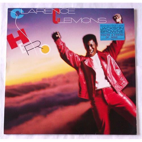 Виниловые пластинки  Clarence Clemons – Hero / CBS 26743 в Vinyl Play магазин LP и CD  06524