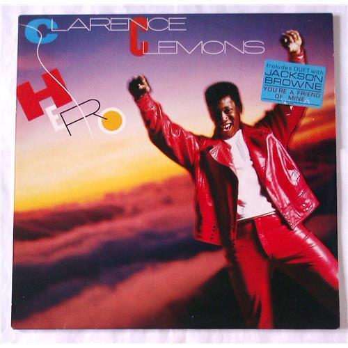Виниловые пластинки  Clarence Clemons – Hero / CBS 26743 в Vinyl Play магазин LP и CD  06525