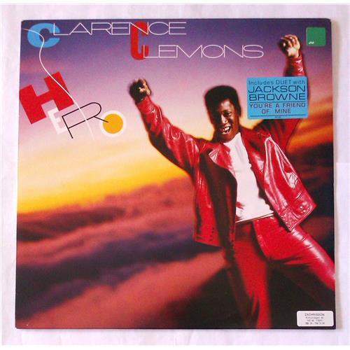 Виниловые пластинки  Clarence Clemons – Hero / CBS 26743 в Vinyl Play магазин LP и CD  06935