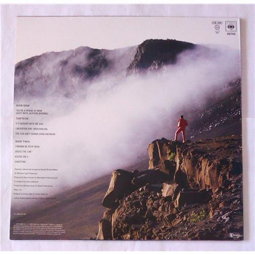 Картинка  Виниловые пластинки  Clarence Clemons – Hero / CBS 26743 в  Vinyl Play магазин LP и CD   06935 1