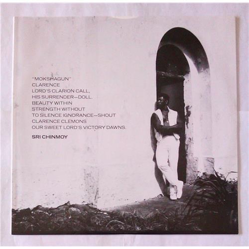 Картинка  Виниловые пластинки  Clarence Clemons – Hero / CBS 26743 в  Vinyl Play магазин LP и CD   06935 2