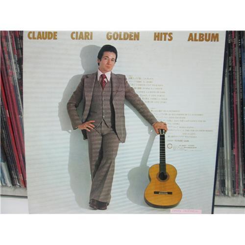 Картинка  Виниловые пластинки  Claude Ciari – Golden Hits Album / YF-2007 в  Vinyl Play магазин LP и CD   01566 1