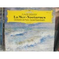 Claude Debussy – La Mer-Nocturnes - Orchextre De Paris - Daniel Barenboim / MG1170