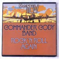 Commander Cody Band – Rock 'N Roll Again / AL 4125
