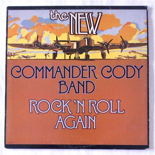 Виниловые пластинки  Commander Cody Band – Rock 'N Roll Again / AL 4125 в Vinyl Play магазин LP и CD  06305