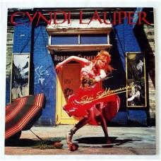 Cyndi Lauper – She's So Unusual / 25.3P-486