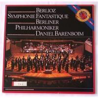 Daniel Barenboim, Berliner Philharmoniker – Berlioz: Symphonie Fantastique / 28AC 2100