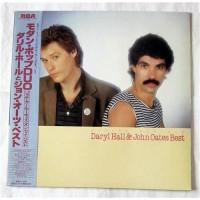 Daryl Hall & John Oates – Daryl Hall & John Oates Best / RPL-8095