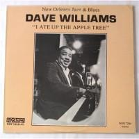 Dave Williams – I Ate Up The Apple Tree / NOR 7204
