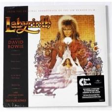 David Bowie, Trevor Jones – Labyrinth (From The Original Soundtrack Of The Jim Henson Film) / 00602557354843 / Sealed