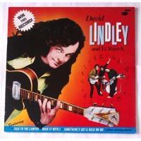 David Lindley And El Rayo-X – Win This Record! / AS K 52421