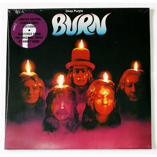 Виниловые пластинки  Deep Purple – Burn / LTD / TPS 3505 / Sealed в Vinyl Play магазин LP и CD  09117