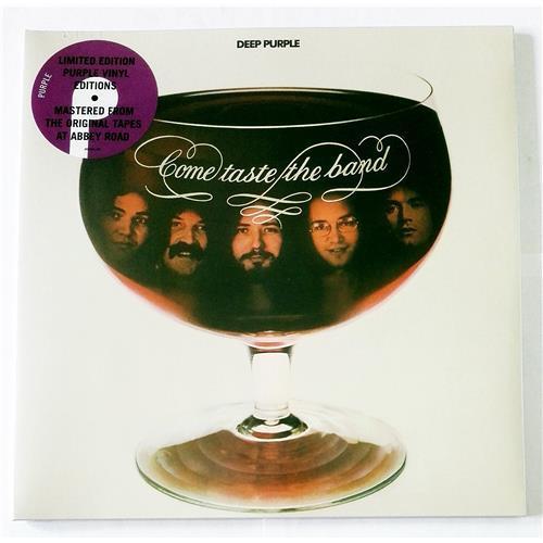 Виниловые пластинки  Deep Purple – Come Taste The Band / LTD / TPSA 7515 / Sealed в Vinyl Play магазин LP и CD  09233