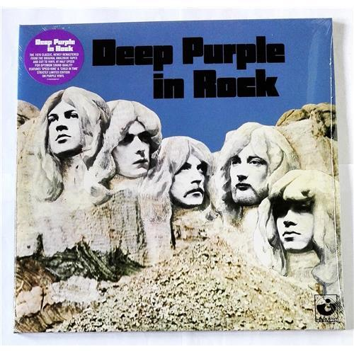 Виниловые пластинки  Deep Purple – Deep Purple In Rock (PURPLE) / LTD/ SHVL 777 / Sealed в Vinyl Play магазин LP и CD  08533