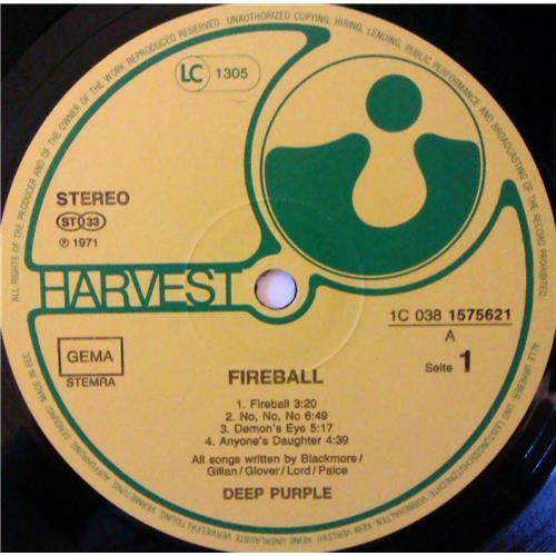 Картинка  Виниловые пластинки  Deep Purple – Fireball / 1C 038 1575621 в  Vinyl Play магазин LP и CD   04383 2