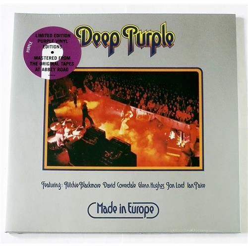 Виниловые пластинки  Deep Purple – Made In Europe / LTD / TPSA 7517 / Sealed в Vinyl Play магазин LP и CD  09114