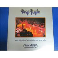 Deep Purple – Made In Europe / P-6513W