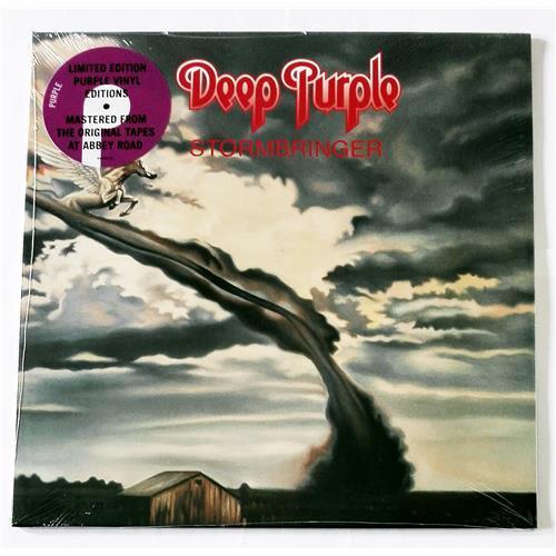 Виниловые пластинки  Deep Purple – Stormbringer / LTD / TPS 3508 / Sealed в Vinyl Play магазин LP и CD  09115