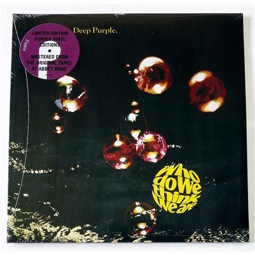 Виниловые пластинки  Deep Purple – Who Do We Think We Are / LTD / TPSA 7508 / Sealed в Vinyl Play магазин LP и CD  09232