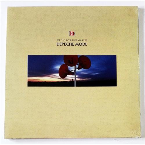 Виниловые пластинки  Depeche Mode – Music For The Masses / STUMM47 / Sealed в Vinyl Play магазин LP и CD  09304