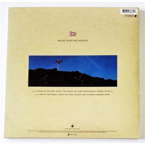 Картинка  Виниловые пластинки  Depeche Mode – Music For The Masses / STUMM47 / Sealed в  Vinyl Play магазин LP и CD   09304 1