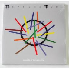 Depeche Mode – Sounds Of The Universe / 88985337031 / Sealed