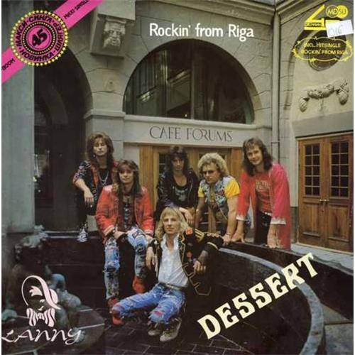 Виниловые пластинки  Dessert – Rockin' From Riga / 050990/060990 в Vinyl Play магазин LP и CD  02821
